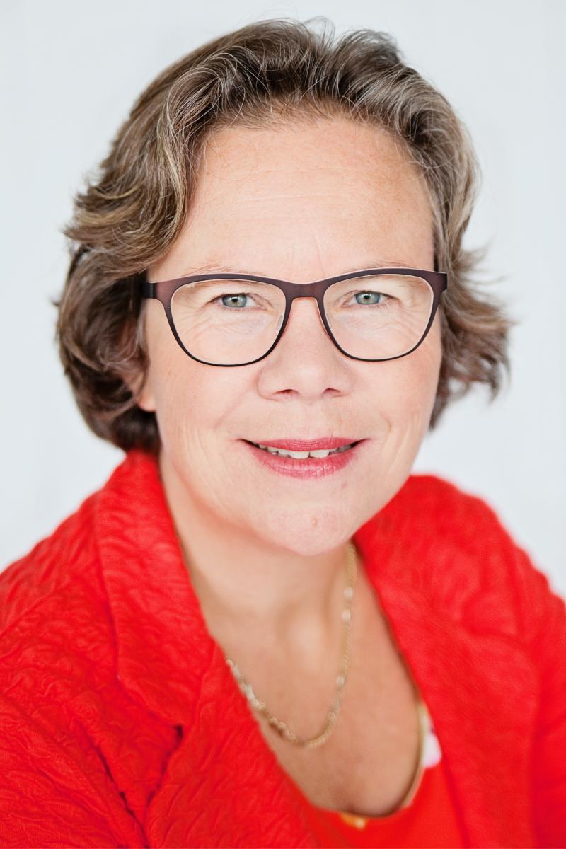 Saskia Danen - expert docent trainer dementie